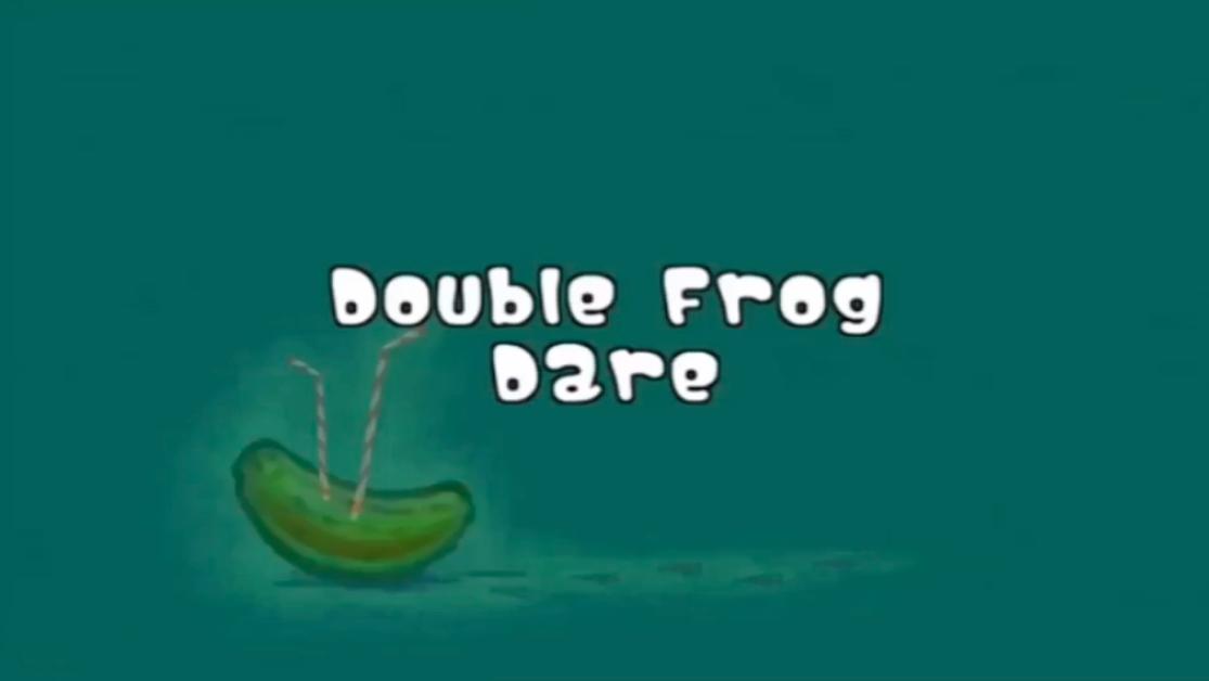 Double Frog Dare
