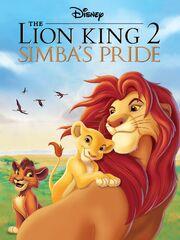 The Lion King II Simba's Pride (2017).jpg