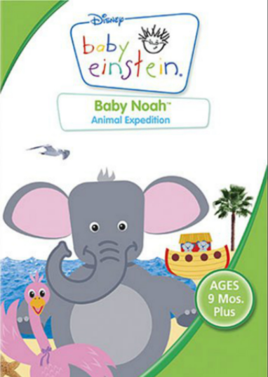 Baby Noah Animal Expedition