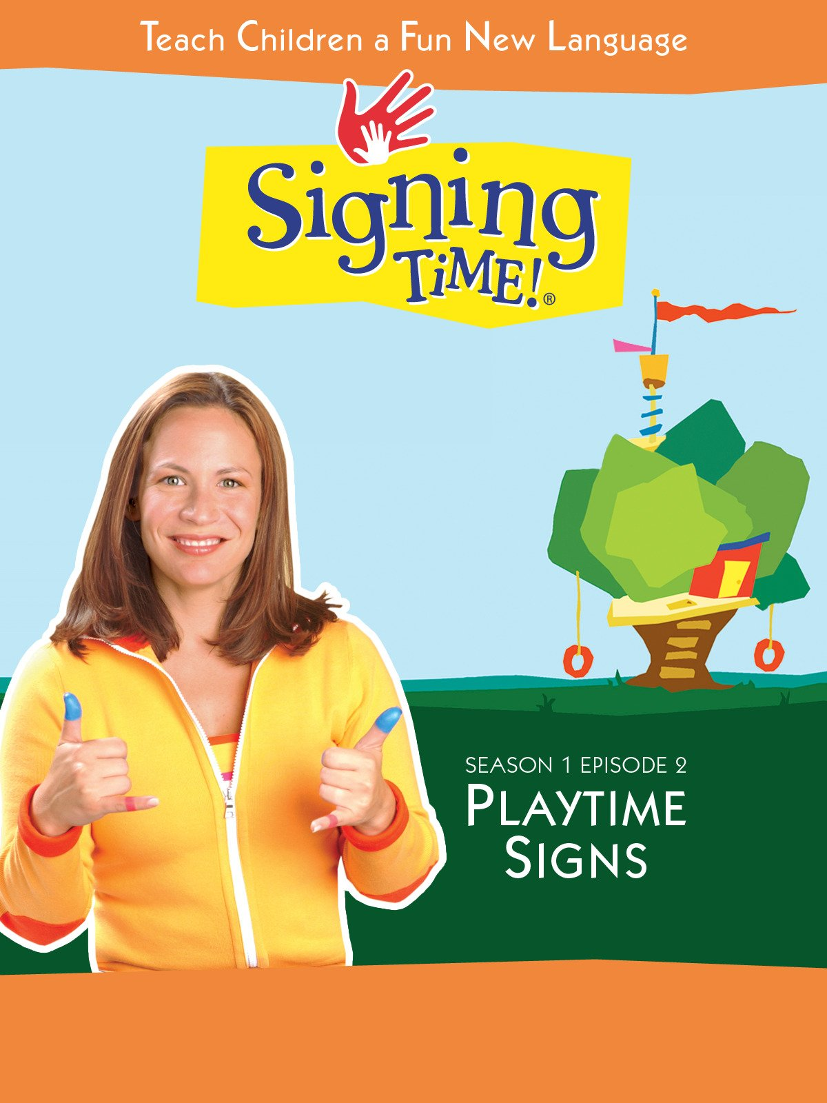 Playtime Signs
