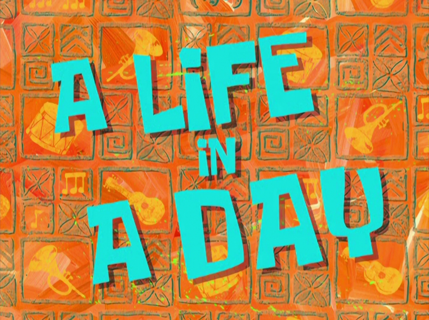 A Life in a Day