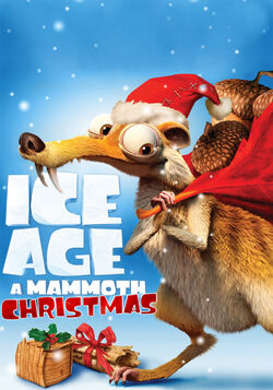 20th Century Fox and Blue Sky's Ice Age - A Mammoth Christmas - iTunes Movie Poster.jpg
