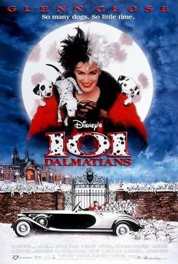 101 Dalmatians (1996)