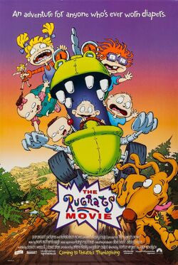 Paramount and Nickelodeon's The Rugrats Movie - Theatrical Poster.jpg