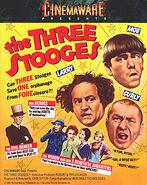 Three stooges box art