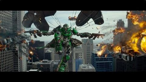 Transformers Age of Extinction -- First Look Spot