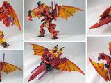 Beast Combiner Wars Transformers