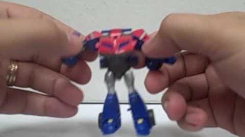 Transformers Legends Animated Optimus Prime