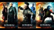 Xmen Days of Future Past Soundtrack OST 20 Welcome Back End Titles