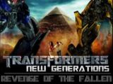 Transformers: New Generations - Revenge of the Fallen