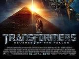 Transformers: Revenge of the Fallen (Fanon)