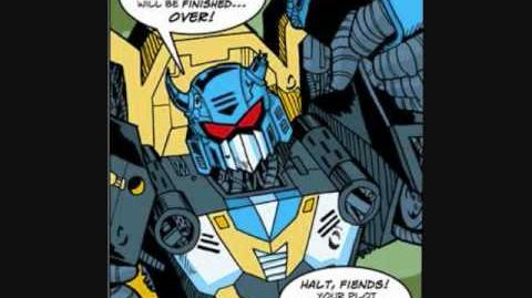Transformers---Shattered Expectations Dub-Comic