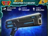Perceptor (4) Weapon