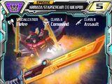 Armada Starscream (1) Weapon