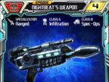 Nightbeat (1) Weapon