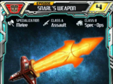 Snarl (1) Weapon