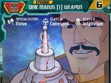 Dirk Manus (1) Weapon