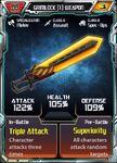 Grimlock (1) Weapon