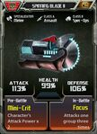 Spinning Blade II
