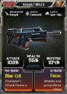 (Autobots) Assault Rifle II