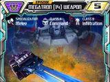 Megatron (14) Weapon