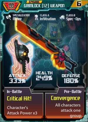 Grimlock 12 Weapon.PNG