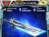 Autobot Ratchet (4) Weapon