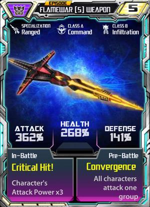 Flamewar 5 Weapon.PNG