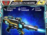 Bumblebee (5) Weapon