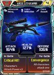 Arcee (2) Weapon