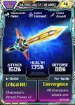 Razorclaw (2) Weapon