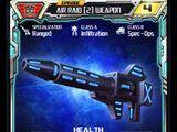 Air Raid (2) Weapon
