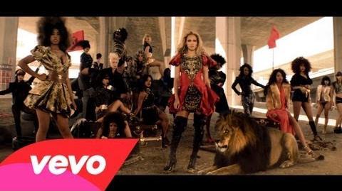 Beyoncé - Run the World (Girls)