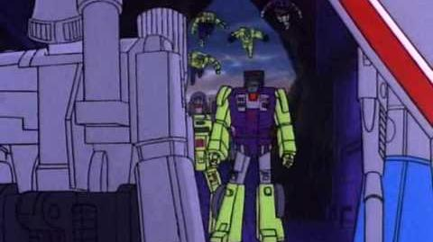 Transformers episode 16 - Heavy metal war part 1