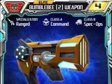 Bumblebee (2) Weapon