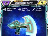 Venom (1) Weapon