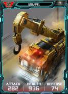 (Autobots) Grappel - (Trans-Scan) - Alt