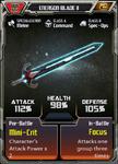 Energon Blade II