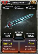 (Autobots) Energon Blade II