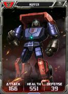 (Autobots) Huffer - Robot