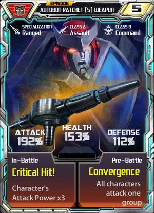 Autobot Ratchet 5 Weapon.PNG
