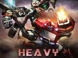 Heavy Metal War (Part 1)