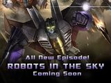 Robots in the Sky