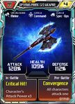 Optimus Prime (2) Weapon