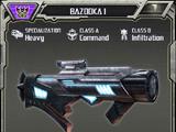 Bazooka I/Decepticon