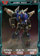 (Autobots) Autobot Tracks - T-Robot