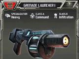 Grenade Launcher I/Autobot
