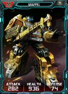 (Autobots) Grappel - (Trans-Scan) - Robot