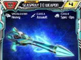 Seaspray (1) Weapon