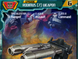 Rodimus (7) Weapon